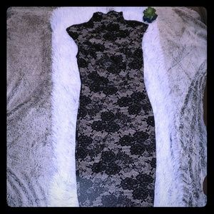 Fashion nova lace dress
